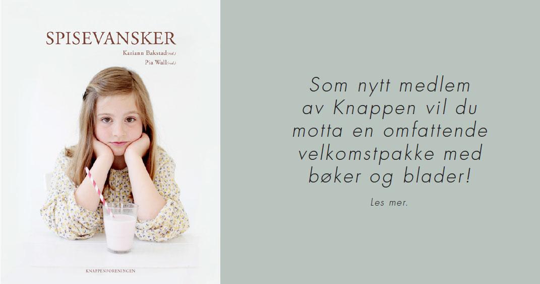 BLI MEDLEM - FÅ VELKOMSTPAKKE