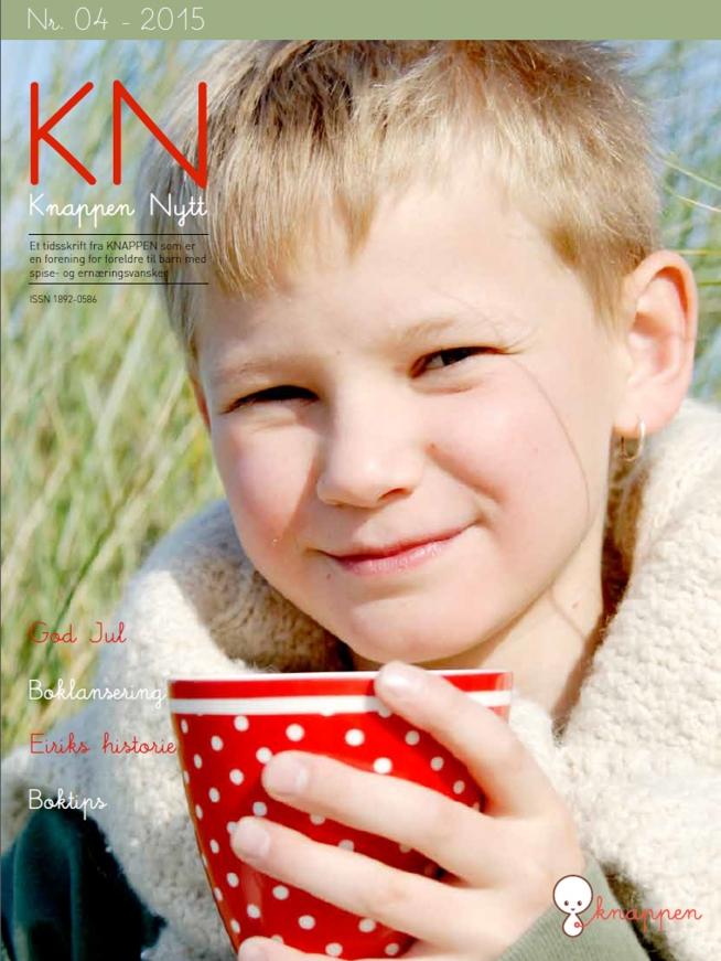 Knappen Nytt nr. 04 - 2015