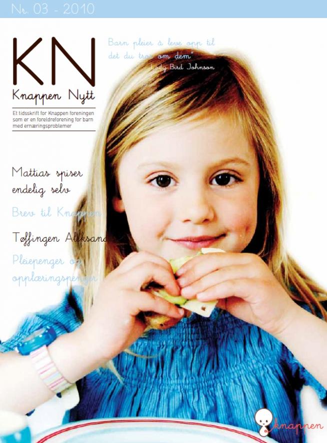 Knappen nytt nr. 03 - 2010