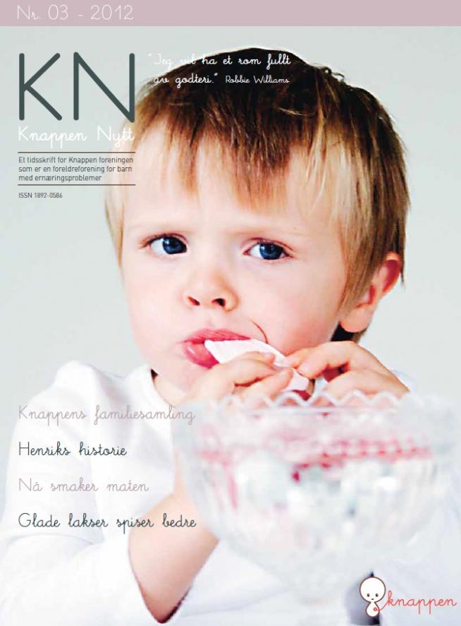 Knappen Nytt nr. 03 - 2012