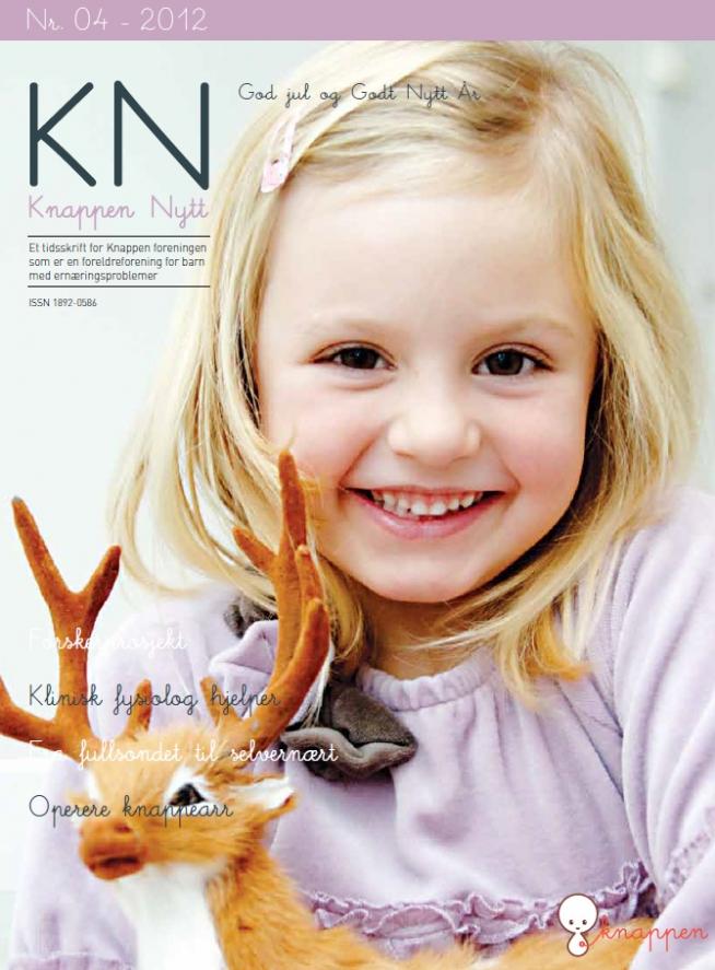 Knappen Nytt nr. 04 - 2012