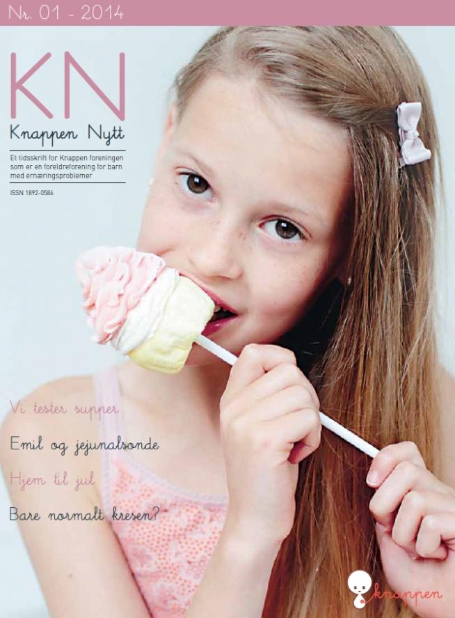 Knappen Nytt nr. 01 - 2014