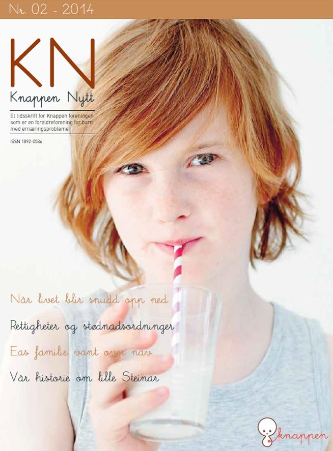 Knappen Nytt nr. 02 - 2014