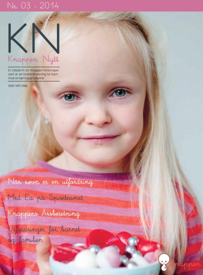 Knappen Nytt nr. 03 - 2014