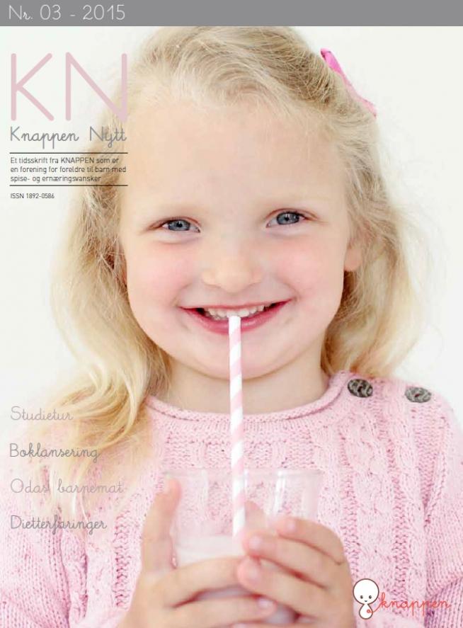 Knappen Nytt nr. 03 - 2015
