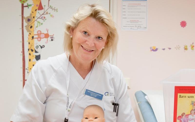 Intervju med Astrid Ingeborg Austrheim